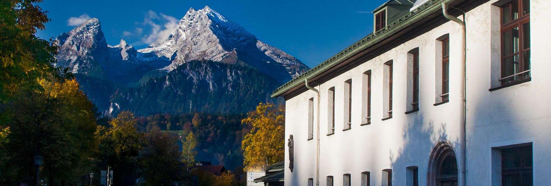 Berufsfachschule für Holzschnitzerei und Schreinerei in Berchtesgaden - Schnitzschule